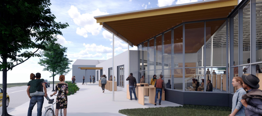 Tonewood Brewing's proposed microbrewery in Barrington will put the production process on display, company representatives say.