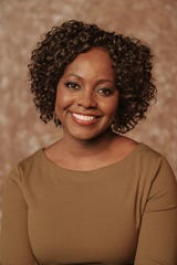 """Dora Anim, chief operating officer of the Greater Cincinnati Foundation, is one of seven honorees as part of the 2020 """"We Are Making History"""" campaign by the Cincinnati USA Regional Chamber. The campaignis a conscious effort to recognize African American leaders whom you may not know."""