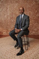 """David Singleton, the executive director of the Ohio Justice & Policy Center, l is one of seven honorees as part of the 2020 """"We Are Making History"""" campaign by the Cincinnati USA Regional Chamber. The campaignis a conscious effort to recognize African American leaders whom you may not know."""