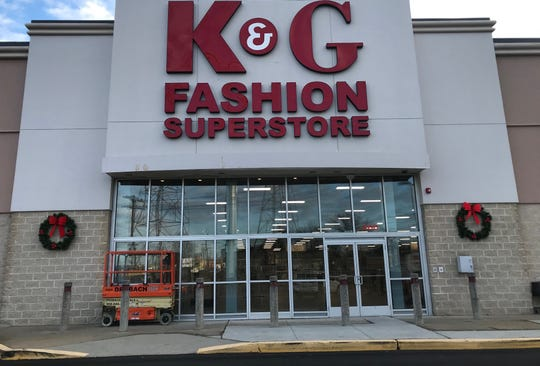 K&G Fashion Superstore opened its doors at Woodbridge Crossing on  Jan. 24.