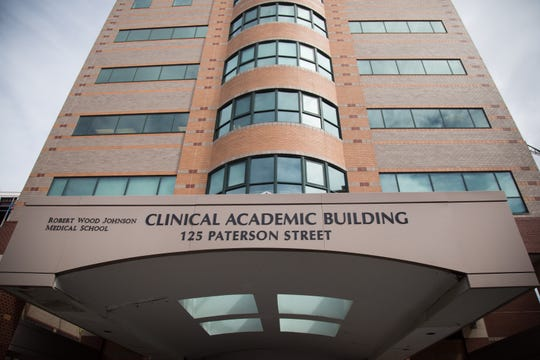 Clinical Academic Building, located on Paterson Street in New Brunswick, is part of Robert Wood Johnson University Hospital in New Brunswick, an innovative leader in advancing state-of-the-art care. As a teaching hospital, faculty and students from Robert Wood Johnson Medical School at Rutgers University provide quality care to patients.