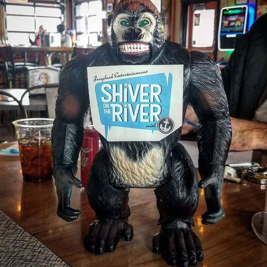 Shiver on the River