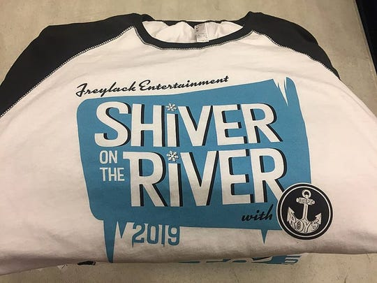 Shiver on the River Shirt