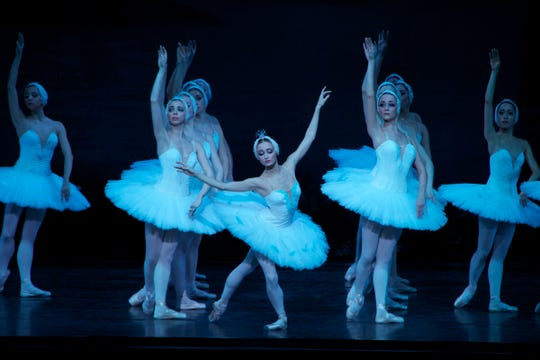 """""""Swan Lake"""" by the Russian National Ballet Theatre."""