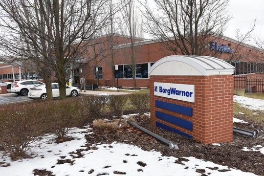 BorgWarner headquarters in Auburn Hills, Michigan.  Auburn Hills auto supplier BorgWarner agreed to acquire Delphi Technologies.