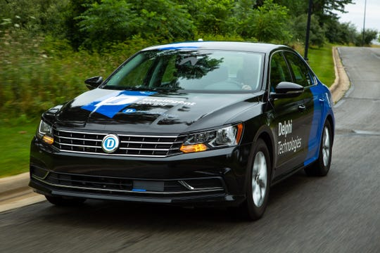 Delphi Technologies isfocused on traditional powertrains with a growing portfolio of components for electric vehicles.