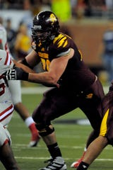 Eric Fisher starred at Central Michigan before the Kansas City Chiefs selected him No. 1 overall in the 2013 NFL Draft.