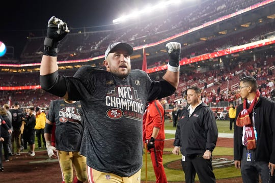 San Francisco offensive tackle Joe Staley is in his 13th NFL season after the 49ers selected him in the first round of the 2007 NFL Draft (No. 28 overall) out of Central Michigan.