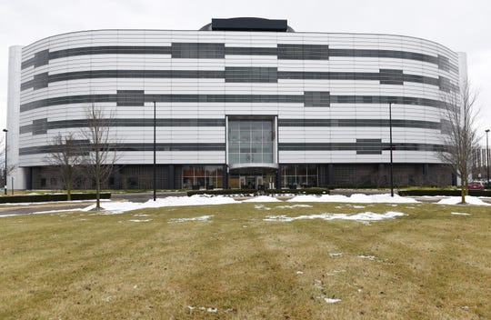 Delphi headquarters which is now APTIV headquarters in Troy.  Auburn Hills auto supplier BorgWarner agreed to acquire Delphi Technologies.