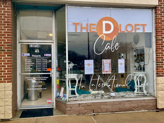 The D Loft Cafe small business incubator opens Thursday in Oak Park.