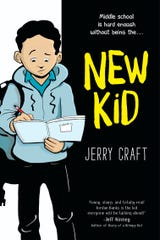 """New Kid"" by Jerry Craft."