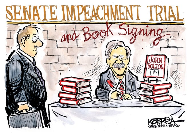 Bolton and his book.