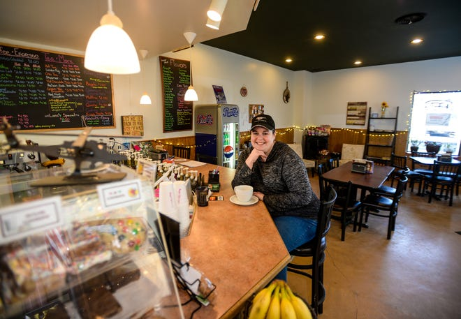 Beth McKinney bought Five Loaves Too cafe in October of 2019 after the original owners decided to retire. She has renamed the cafe Bright Eyes Cafe in honor of her late mother and will have a grand reopening on Wednesday, January 29, 2020.