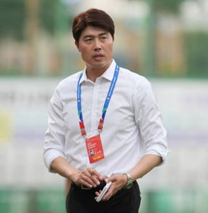 "Sang Hoon Kim, currently Guam Football Association Technical Director, is shown in this file photo courtesy of Kim. As a professional coach and instructor, Kim will conduct a GFA ""D"" Coaching Certificate Course beginning Feb. 1 at GFA."