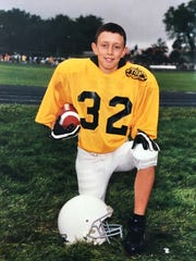 One of the first things George Kittle learned from his father in fifth grade was to have fun in football.