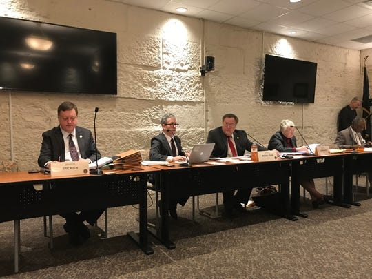 The Senate Corrections and Criminal Law committee discussed Bill 436 on Tuesday, January 28.