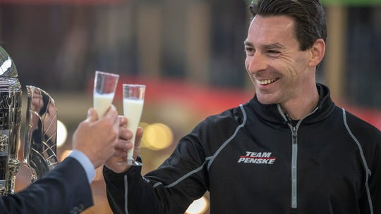 Helio Castroneves on Tony Kanaan's racing future: 'I bet one day we're going to end up teammates'