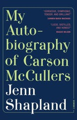 """Jenn Shapland wrote """"My Autobiography of Carson McCullers: A Memoir."""""""