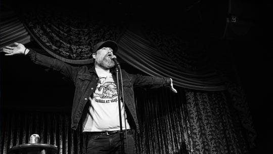 Comedian Kyle Kinane is returning to Lafayette in May with his Spring Break tour.