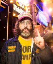 Comedian Judah Friedlander will perform at Club 337 Feb. 6.