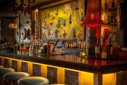 Sip classic tiki cocktail at Latitude 29 in the New Orleans' French Quarter. (Courtesy Latitude 29)