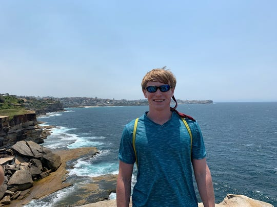 Mountain Home native recently returned to the United States from an extended trip through Australia. The recent Mississippi State graduate did not witness any of country's catastrophic wildfires during his trip, but he said their presence did have an impact on local air quality.