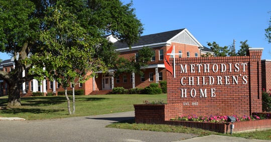 Louisiana United Methodist Children and Family Services has three residential campuses within Louisiana. The Ruston campus is shown here.