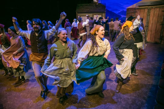 """Arts Center of Cannon County, 1424 John Bragg Highway in Woodbury, presents """"Fiddler on the Roof"""" Jan. 31-Feb. 15."""