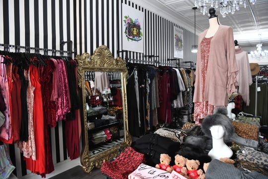 The Snooki Shop in Madison on Tuesday, January 28, 2020.