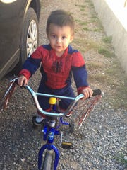 Jeremiah Nevarez, 2, died of head trauma.