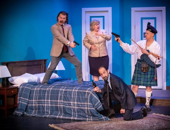 The play is all about a sting operation gone wrong.