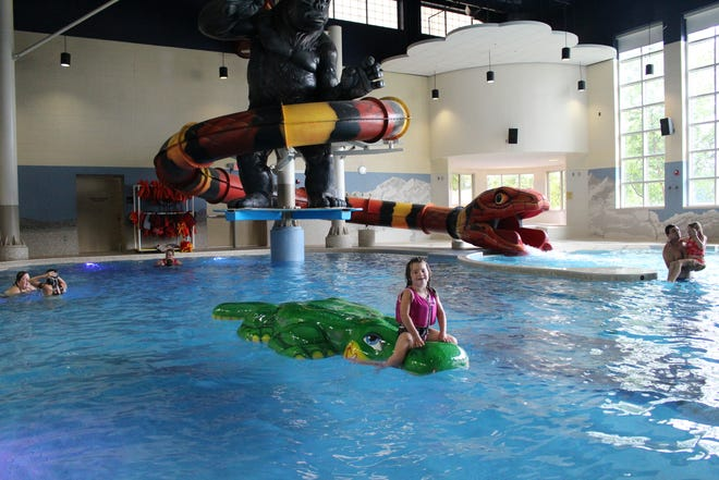 The leisure pools at the Milford and Lakeland pool and fitness centers are closed indefinitely.