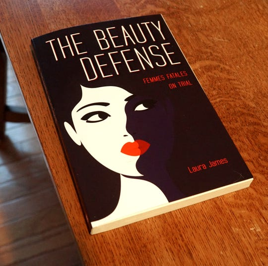 Laura James book The Beauty Defense.
