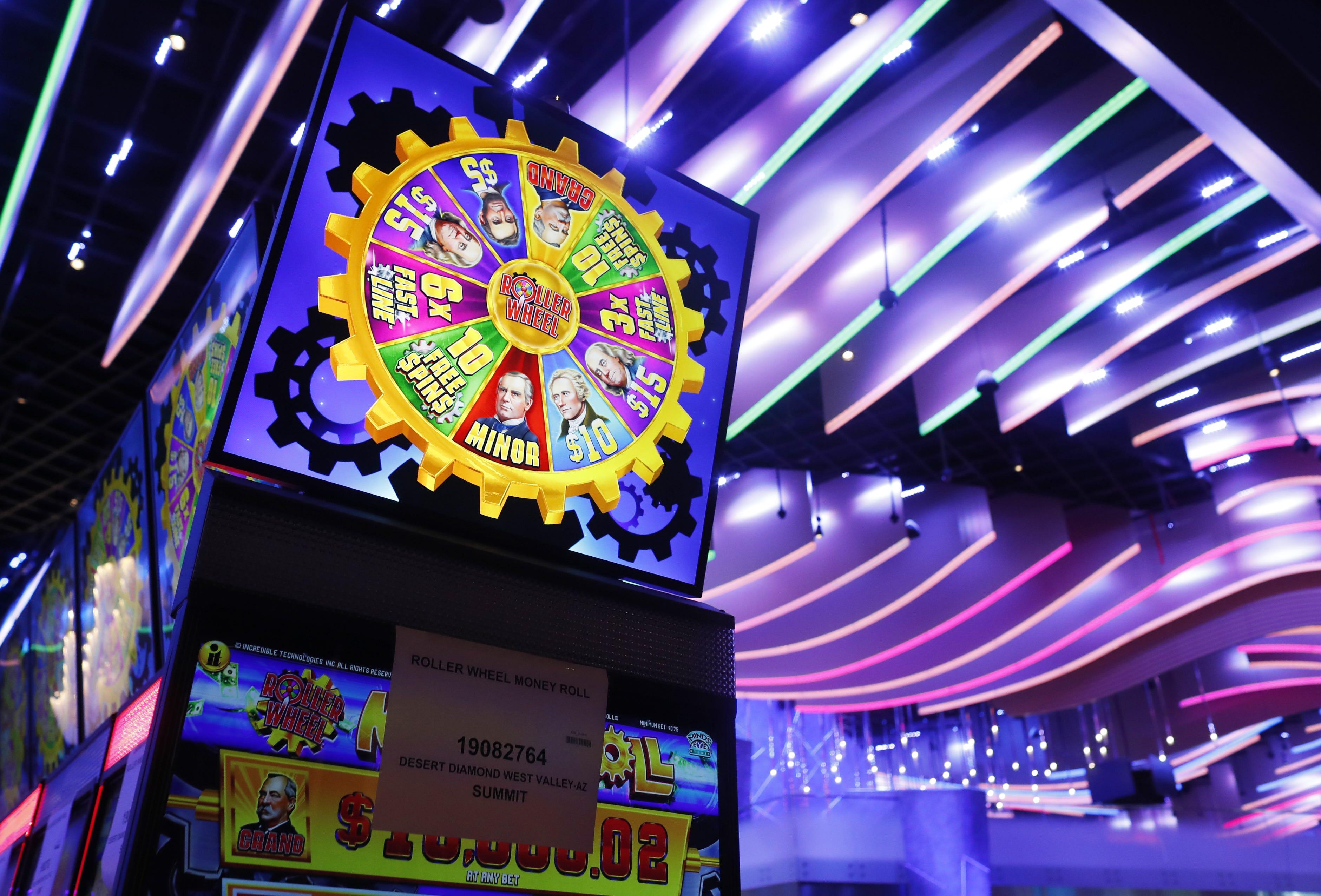 Desert Diamond Casino West Valley opens this week....