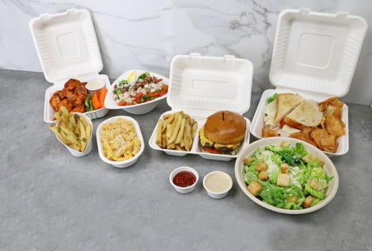 Footprint makes compostable bowls, cups, plates, and other food ware items that perform like plastic. They will be providing thousands of these products to Super Bowl LIV events to try and reduce plastic pollution at this year's game.