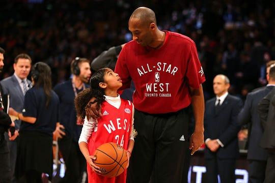 Gianna Bryant jugaba basquetbol teniendo como inspiración a su padre.