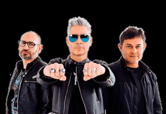 """La Gusana Ciega es un trío formado por Daniel, Germán y Lu, nominados al Latin Grammy en el 2016 con su álbum """"Monarca""""."""