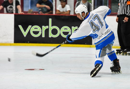 Port Huron Yeti second-round draft pick Alex Kile is one of the top roller hockey players in the world, the Yeti's front office believes.