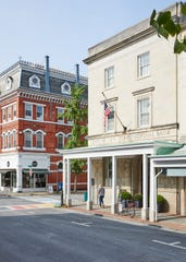 Hotel Kinsley, designed by Studio Robert McKinley is a new addition in Kingston.