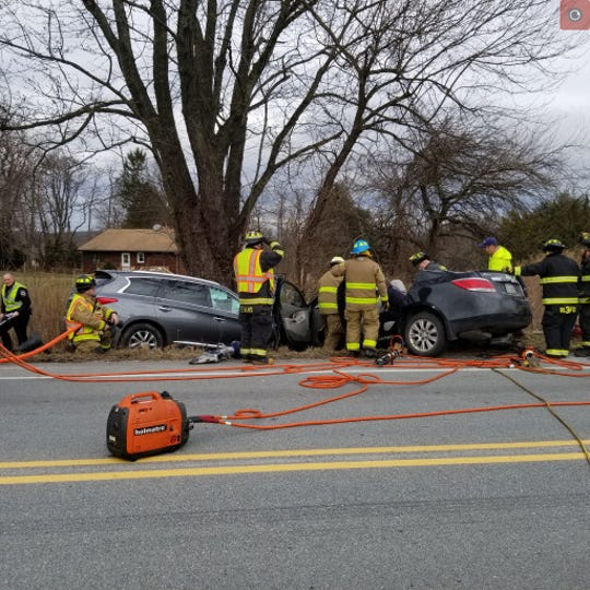York Area Regional Police is investigating a fatal crash that happened in Windsor Township.