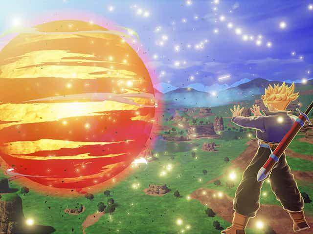 Dragon Ball Z Kakarot Review Promising But Not Quite Over 9 000 Technobubble Disfruta de los mejores juegos relacionados con dragon ball fighting 3. dragon ball z kakarot review promising