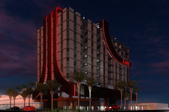 Atari plans to build hotels in eight U.S. cities – and Sin City is one of them.