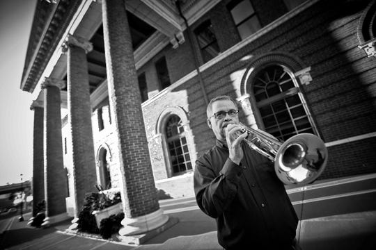 Wesley Woolard, principal trumpet for Richmond Symphony Orchestra since 1997. will retire at the conclusion of the 2019-20 season,.