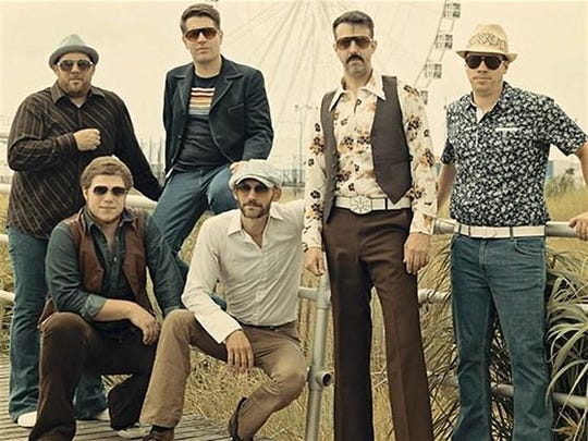 Boat House Row will play yacht-rock favorites from the 1970s and '80s at the Milton Theatre at 8 p.m. on Saturday, Feb. 1.