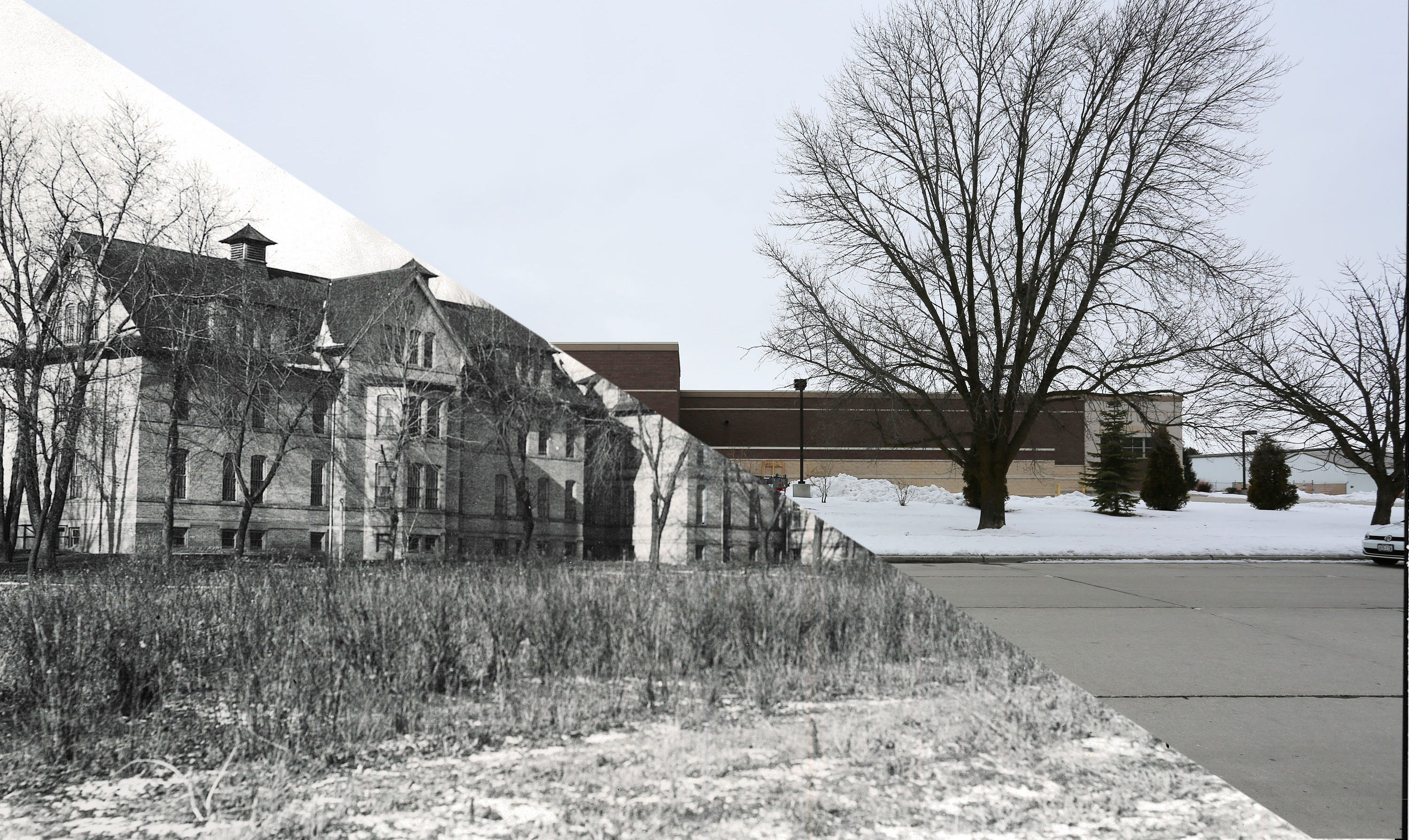 Sheboygan Asylum Could Have Been Where Lakeland University Is Today