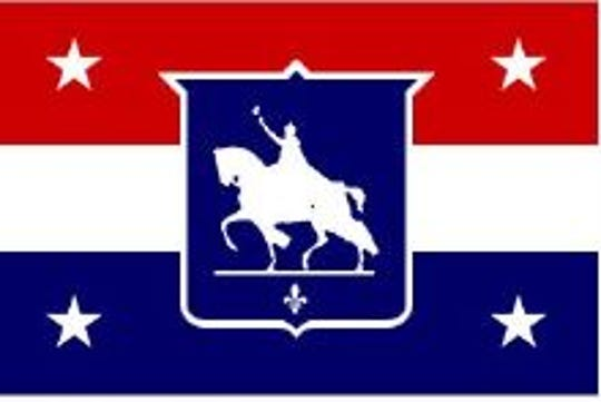 Proponents of a new flag say the existing Springfield city flag bears a striking similarity to what was then -- in 1938, when our first and only flag was adopted -- the city of St. Louis flag.