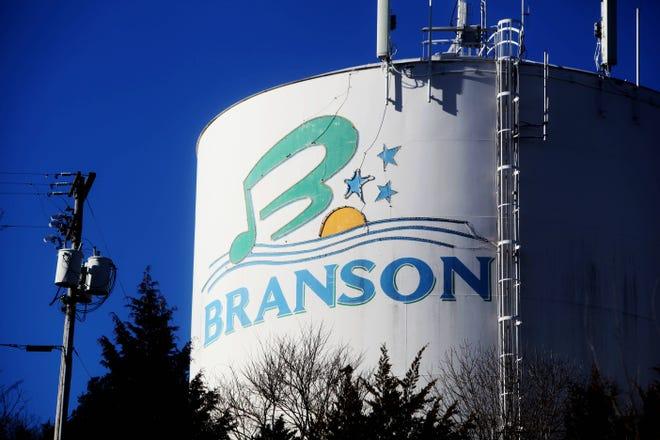 Scenes of Branson taken Jan. 19, 2020.