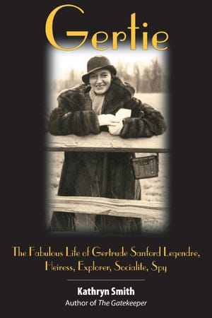 """""""Gertie"""" author Kathryn Smith will talk at Westminster Oaks."""