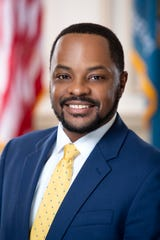 Sen. Darius Brown represents the Second District, which includes parts of Wilmington and New Castle.