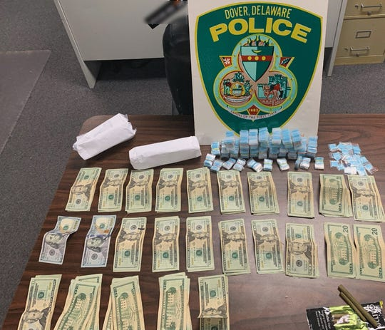 A 45-year-old Dover man is wanted on drug and child endangerment charges afterDover policefound 1,300 bags of heroin in a home where a 6-year-old child lived.